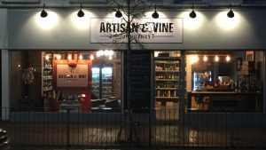 artisan and vine of putney